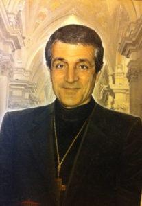 Giuseppe Afrune: Opere Arte Scara - Don tonino Bello