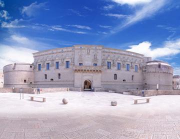 Corigliano D'Otranto Il Castello De' Monti